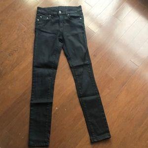 Carmar Black midrise jeans